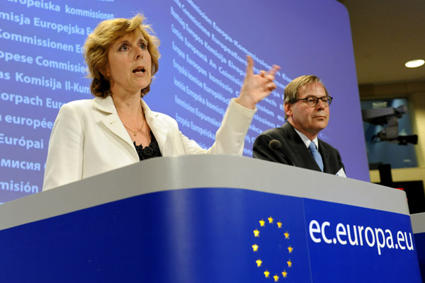 EU on track to hit Kyoto climate change target as protocol's future faces crucial period