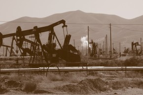 Could 'economic peak oil' rival the banking crisis?