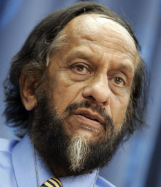 Pachauri: Science must drive ambition in Doha