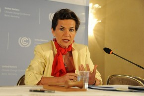 Obama can drive climate action at Doha talks: Figueres
