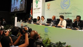 Doha silence on 2015 deal endangers Durban progress