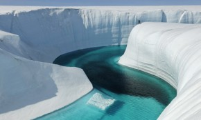 Chasing Ice: Film chronicles melting Arctic glaciers