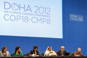 Tension mounts as UN climate talks enter final day in Doha