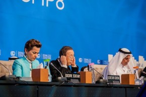 Clock ticking for UN climate talks as tempers fray in Doha