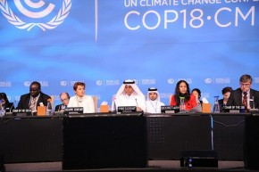 Kyoto Protocol extended in Doha, but doubts over short term climate ambition