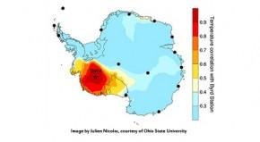West Antarctic Ice Sheet warming raises new sea level rise fears