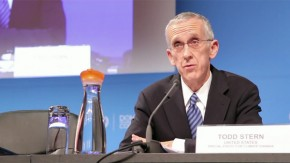 Todd Stern: Shale gas boosting US climate action