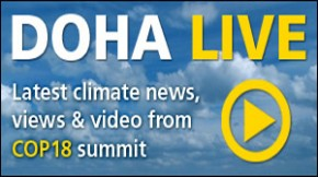 COP18 Live: Latest news from Day 8 of Doha climate summit