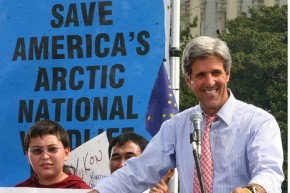 Secretary of Hope: John Kerry on climate change