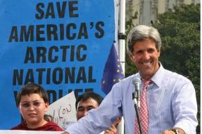 Secretary of Hope: John Kerry on climate change