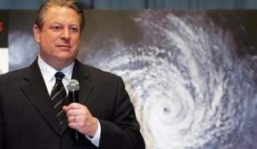Al Gore: UK leaders 'seriously misinformed' about climate change