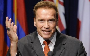 Schwarzenegger: California will lead US climate action