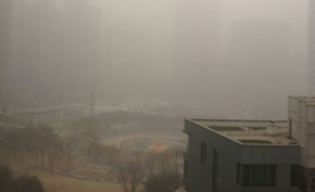 Beijing view: Choking smog could catalyse climate action