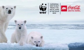 Coca Cola and WWF announce new Arctic campaign