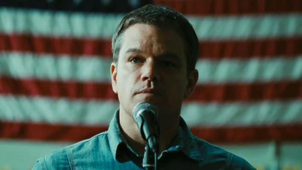 Matt Damon movie set to ignite fracking debate