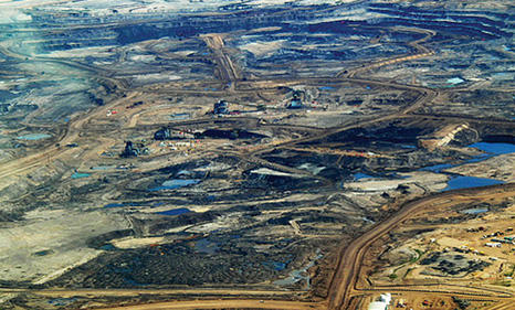 Tar sand exploration in Alberta, Canada: a risky investment, says the Carbon Tracker Initiative