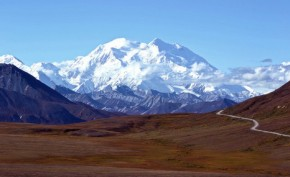 Alaskan climate warming despite claims of new 'ice age'