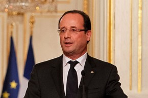 Francois Hollande accused of climate change hypocrisy
