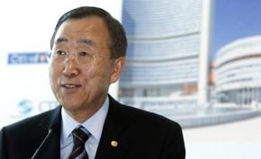 Ban Ki Moon: green growth insurance against uncertain future