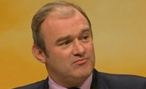 Climate change science 'irrefutable' - Ed Davey