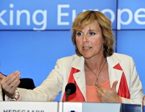 Hedegaard: EU budget 'major step' in climate fight