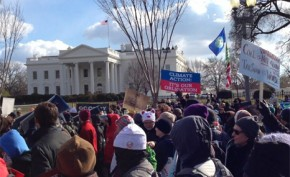 Snapshot: Keystone pipeline and climate protests hit DC