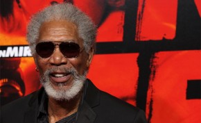 Morgan Freeman leads Hollywood climate appeal to Obama