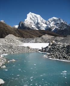 Black carbon blamed for 30% of Nepal glacier melt