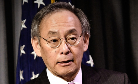 "Steven Chu: We have a ""moral responsibility"" to combat climate change"