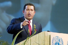 Venezuela and Peru compete to host 2014 UN climate talks