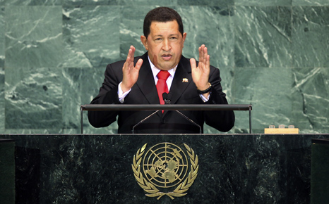Climate deal in 2015 would 'honour memory' of Chavez