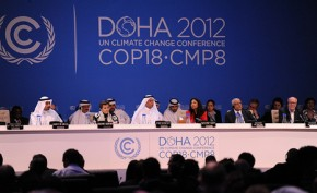 Splits emerging in UN climate deal agreed in Doha