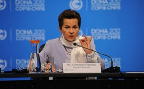 Figueres: time for women to shine in climate challenge
