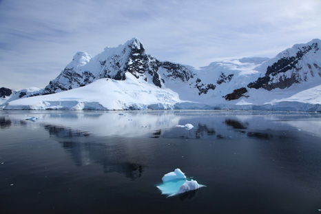 Summer melt increasing on the Antarctic Peninsula