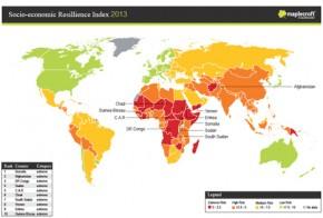 Bangladesh, India & China at 'high risk' from natural disasters