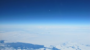 Antarctic summer ice melt accelerating - report
