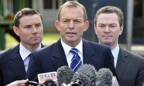Abbott plans to scrap Australian climate body if elected
