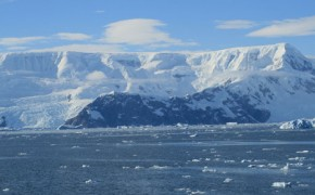 Global warming extends Antarctic sea ice