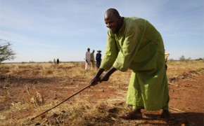 Desertification crisis affecting 168 countries worldwide