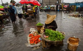 Climate change threatens food security of urban poor