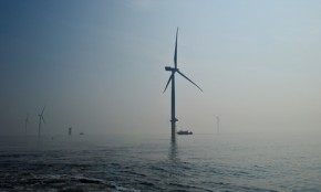 World's largest offshore windfarm opens off UK coast