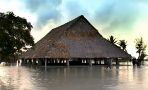 Small island states issue climate compensation warning