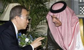 Saudi Arabia blocks climate change from UN poverty goals
