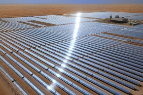 New technology opens Europe up to Middle East solar power