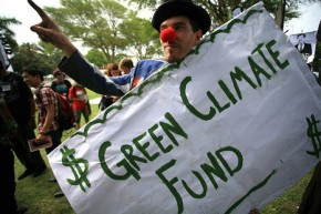 UN climate fund risks becoming 'a closed bank', warns NGO