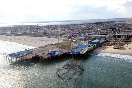 Climate change could mean Sandy-style hurricanes for Europe