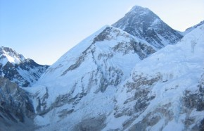 Scientists report glacial retreat in Mount Everest region