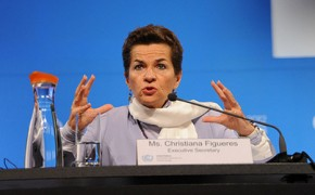 Figueres: 2015 climate deal must kickstart green growth