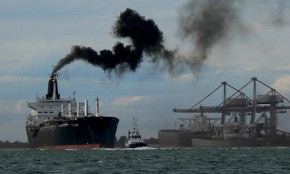 US backtracks on shipping emissions deal
