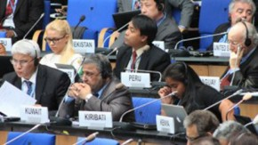 Saudi Arabia isolated as UN climate talks make progress
